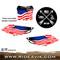 Honda flag series custom backgrounds