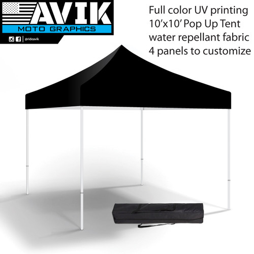 Custom 10u0027x10u0027 Pop up tent  sc 1 st  RideAvik & Custom 10u0027x10u0027 Pop up tent - RideAvik