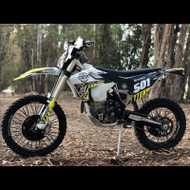 Husqvarna DBX series custom graphic kit