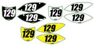 Kawasaki Outline Series Backgrounds