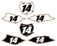 KTM Outline Series Backgrounds