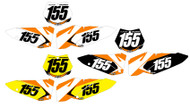 KTM MJR Series Backgrounds