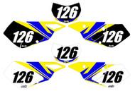 Suzuki MJR Series Backgrounds