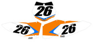 KTM LZ1 Series Backgrounds