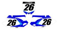 Yamaha LZ1 Series Backgrounds