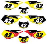 Suzuki VK Series Backgrounds