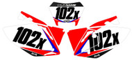 Honda LZ1 Carbon Series Backgrounds