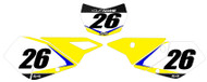 Suzuki LZ1 Carbon Series Backgrounds