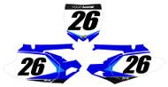 Yamaha LZ1 Carbon Series Backgrounds