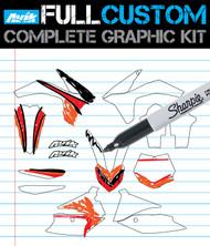 Full Custom Graphic Kit