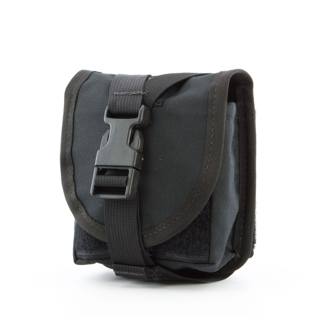 QD SQUARE Med Pouch - Black