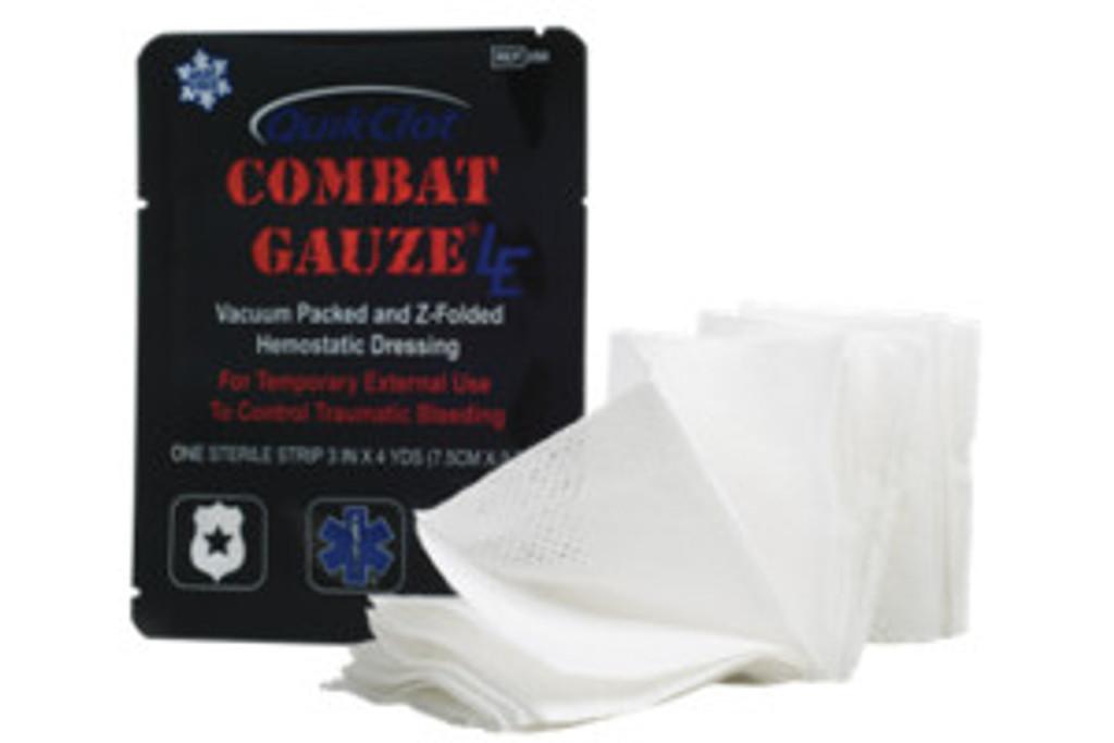 QuikClot® Combat Gauze LE™
