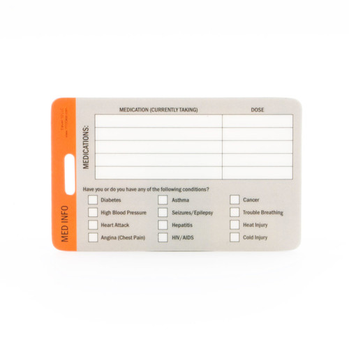 Medical ID Kit