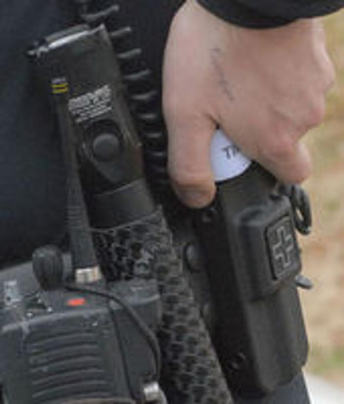 Officer Using a RIGID TQ Case saves citizen
