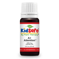 A+ Attention ADHD Essential Oil for Focus Children Plant Therapy