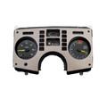 1987-88 Pontiac Fiero GT SE 120 MPH Instrument Gauge Cluster V6