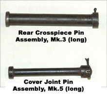 Cover Joint Pin Assembly