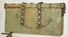 Vickers Ammo Box No. 7, 8, 9 - Poor condition