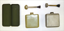 BREN Accessory Pack (oil cans and small parts tin)