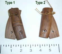 8: 1907 Bayonet No. 1 Grips (Wood)