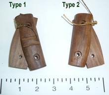 8: 1907 Bayonet No. 1 Grips (Wood)