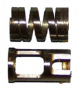 MG34 Buffer Spring & Piston