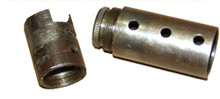 STEN MK2 Front Barrel Bushing with Barrel Nut