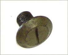 Screw, front pintle