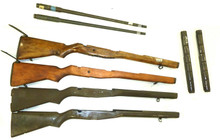 M14 Stocks, Trigger Pack, M1 Carbine Stock and M1 Garand Barrels
