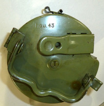 Late War WW2 Marked MG34/42 Basket Drum (Yugo repainted)