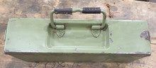 WW2 Marked Ammunition Can - Patronenkasten 41 Flat Top / Late War