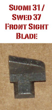 M31/37 Front Sight Blade