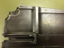 14: Mk1 BREN Receiver Center Section - 1938 Enfield