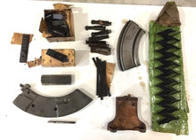 Bren Magazine Parts Lot and Tools