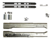 MG42 Rear Sheet Metal Kit with Rails