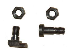 MG-42/53/3 Short Recoil/Recuperator Screw Set: Front Post, Rear Post and 2 nut (new production)
