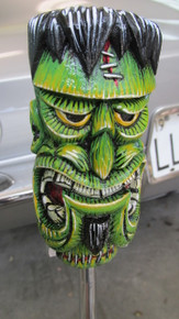 """Crash"" Tall Tiki 65 Shift Knob"