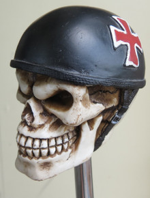 Iron Cross Resin Skull Shift Knob