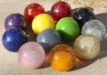 Glitter/Sparkle/Metal Flake Shift Knob