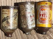 Vintage Cone Top Beer Can Shift Knob
