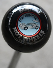 Vintage Mattel Hot Wheels Chaparral 2G Shift Knob