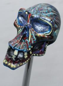 Multi-Colored Norm Skull Shift Knob