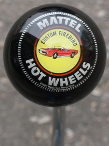 "Vintage Hot Wheels ""Custom Firebird"" Shift Knob"