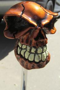 Lenny Large Eyed Skull - Van Chase Shift Knob