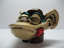 Whiskey Chimp Monkey Face Shift Knob