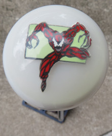 Spiderman Red Venom Carnage Shift Knob