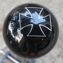 Iron Cross Shift Knob #3