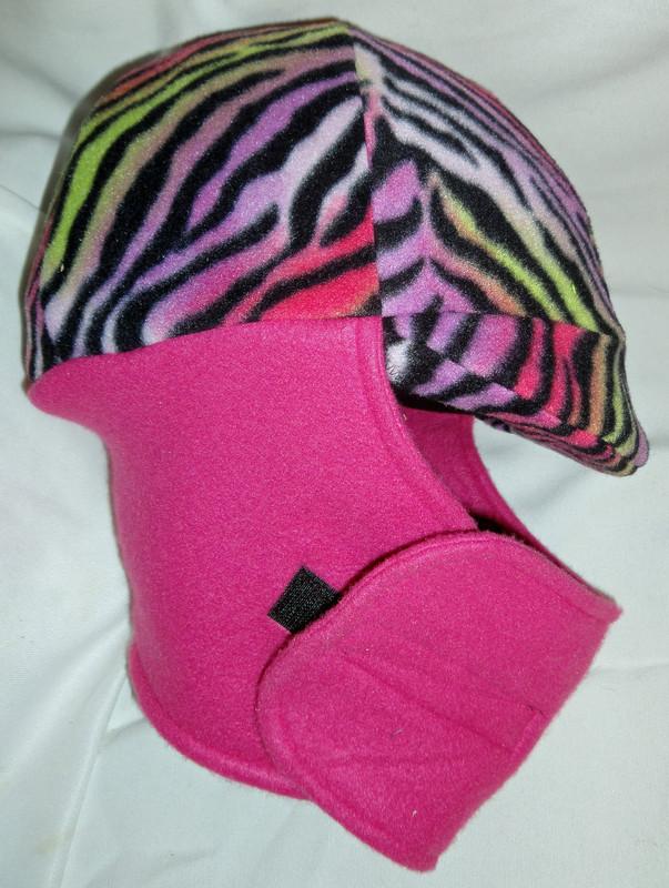 Helmet cover on a medium Tipperany