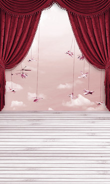 Aero Stage Backdrop