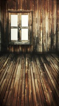 Barn Window Backdrop